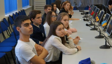 В рамках гражданско-правового воспитания школьников в детских общественных организациях была создана районная Детская общественная Правовая Палата