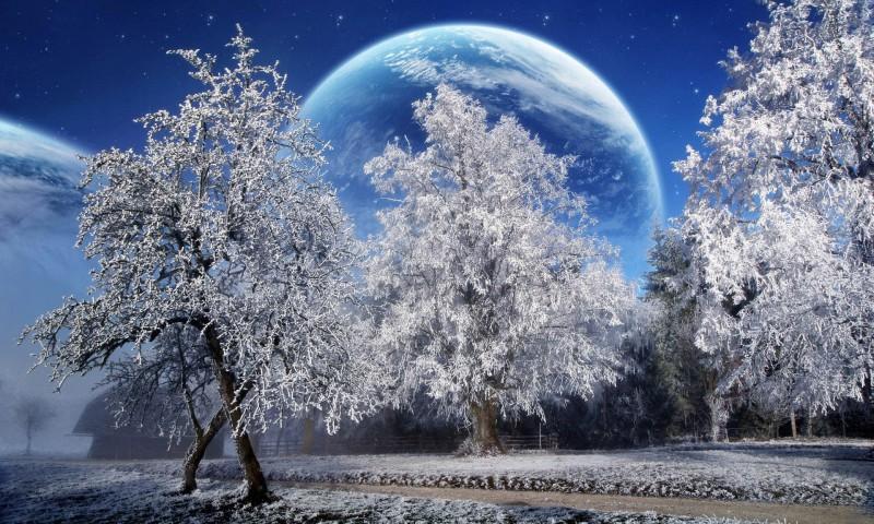 Зимняя сказка - 2015