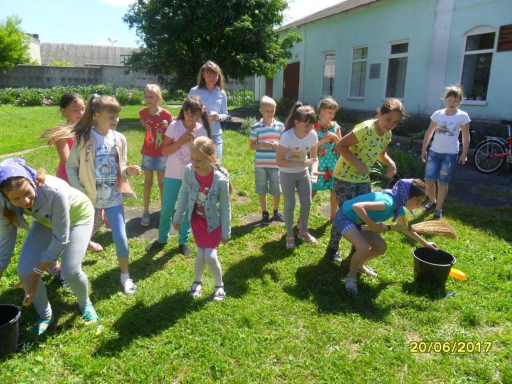 летний отдых детей Карачевский ДДТ